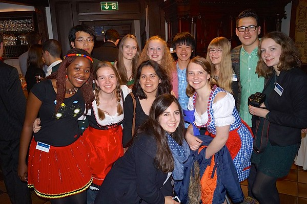 High school foreign exchange students in Germany