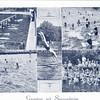 An0051 <br /> Compilatiekaart van het oude zwembad, gebouwd in de jaren '30 en gesloten in de beginjaren '70. In 1972 vervangen door een open zwembad (Wasbeek) aan de Van Alkemadelaan. Foto: 1946