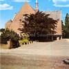 An0029 <br /> Gereformeerde kerk (nu Julianakerk) in de Julianalaan, gebouwd in 1911 door architect Th. Anema. Verbouwd in 1927/28 door architect B.T. Boeijinga. Foto: jaren '70.