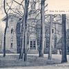 An0087 <br /> Huis Ter Leede werd ongeveer 1660 gesticht door Nicolaas Dragon, een koopman uit Amsterdam, op de fundamenten van een middeleeuwse ridderhofstede. In de middeleeuwen woonden hier de heren van Zassenhem uit het Huis Alkemade. In 1861, toen de Baron van Pallandt er woonde, brandden het huis en de boerderij van 1536 uit, maar werden weer herbouwd. Daarna woonde de Baron van Heemstra er. Foto: ca jaren '20.