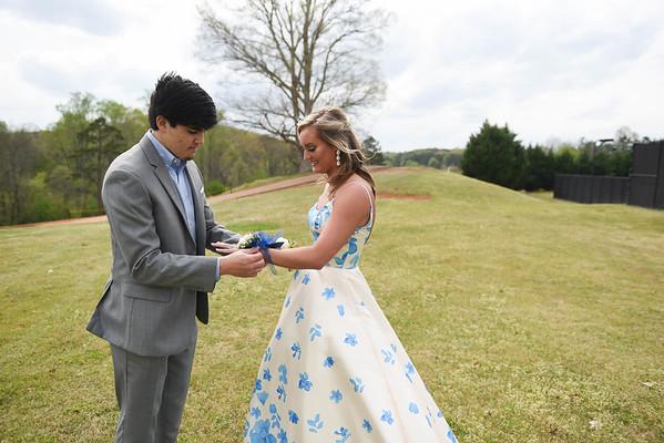 Ansley Senior Prom