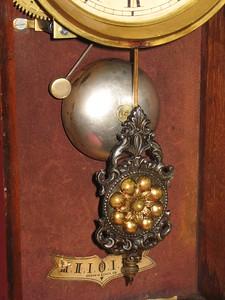 Bell and pendulum