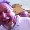 Steve photo bomb.