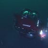El actor Javier Bardem desciende al fondo del océano Antártico