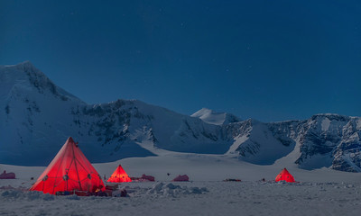 Myth Camp, Antarctica