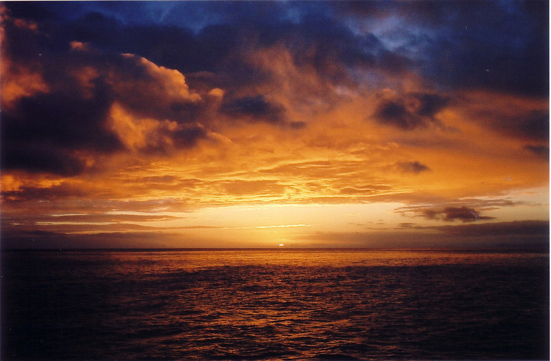 Antarctic sunset (2)