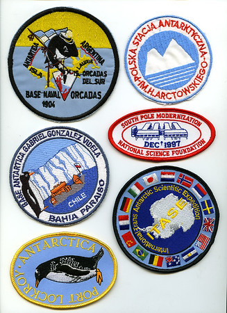 Antarctic Patches and Similar