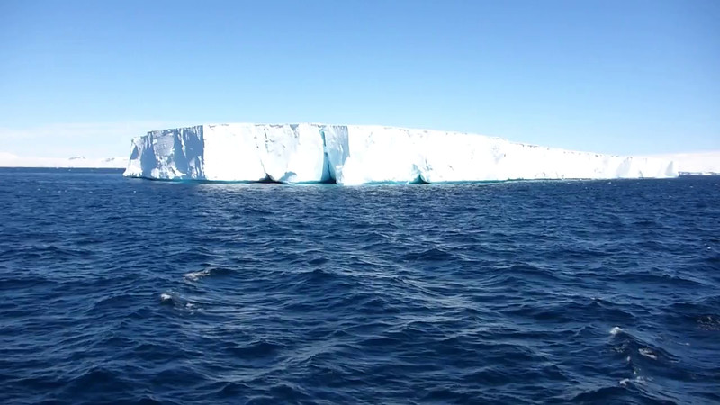 Scenic Antarctic.  No need to bring the ice water.