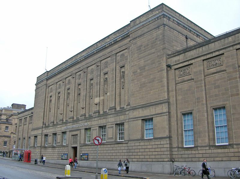 National Library of Scotland, Edinburgh. Copy 14.