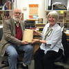 Robert Stephenson and Leonie Cash, June 17,  2010. Museum Victoria. Copy 25.