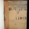 Inner bottom board. Chrisant copy. Copy 128.