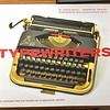 Book on Typewriters by Anthony Casillo. January 2018.