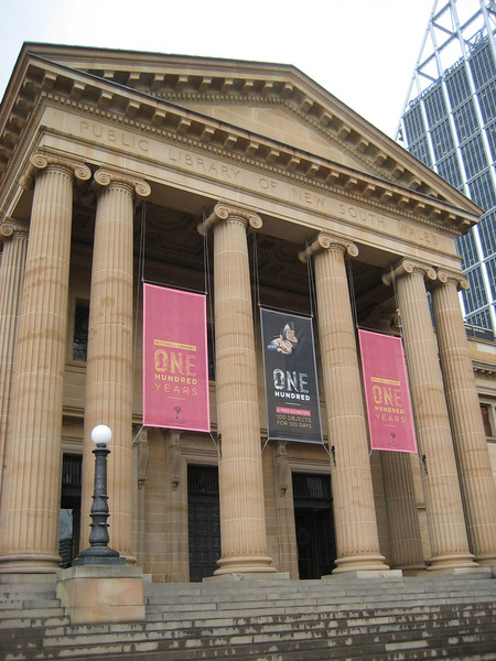 State Library of New South Wales. Copies 22 & 23.
