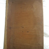 Outer top board. Oates Collections copy. Copy 42.