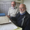 Derick Summers and Robert Stephenson, May 19, 2015. The Oates Collections, Selborne. Copy 42.