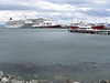 Port of Ushuaia Argentia.  Lots of different size ships to choose.  Small is actually better IF you want more time with the wildlife.