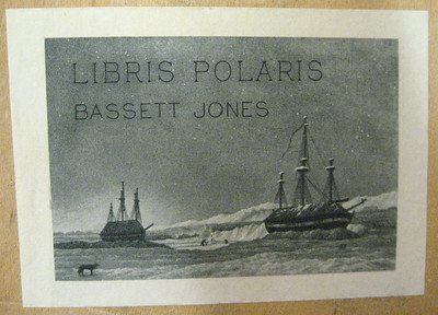 Bassett Jones. His collection is now at Columbia University.