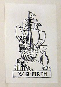 W. B. Firth, which appears in Copy 20, Aurora Australis, Australian Antarctic Division, Tasmania, Australia.