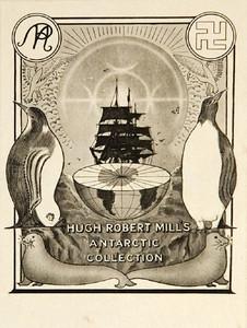 Hugh Robert Mill.