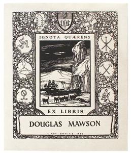 Douglas Mawson.