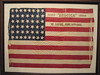 Belgica expedition. American Flag in the Frederick A. Cook Collection at the Sullivan County Historical Museum, Hurleyville, NY. 395