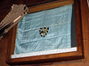 Caius & Gonville College, Cambridge. Edward Wilson's college flag. 042.3