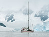 Yacht-'Pelagic',-Paradise-Bay,-Antarctic-Peninsula