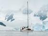 Yacht-'Pelagic',-Paradise-Bay,-Antarctic-Peninsula