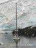 French-yacht-in-snow-storm-2,-Almira nte-Brown,-Antarctic-Peninsula