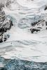 Glacier,-entrance-to-Gerlach-Strait,-Antarctic Peninsula