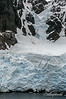 Glacier,-middle-of-Gerlach-Strait,-Antarctic Peninsula