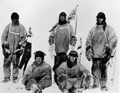 Iconic Antarctic Images