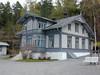 "016. Roald Amundsen's house (""Uranienborg""). Svartskog, Norway."