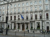 012. Cavalry & Guards Club. 127 Piccadilly, London W1, UK. Location of painting of Oates. This was his club.