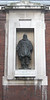 007. Statue of Sir Ernest Shackleton. Royal Geographical Society, 1 Kensington Gore, London SW7, UK.