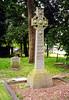 003. Apsley Cherry-Garrard's gravesite at St. Helen's, Wheathampstead, St. Albans, Hertfordshire, UK.