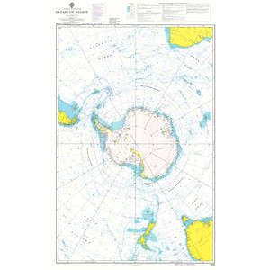Antarctic Maps