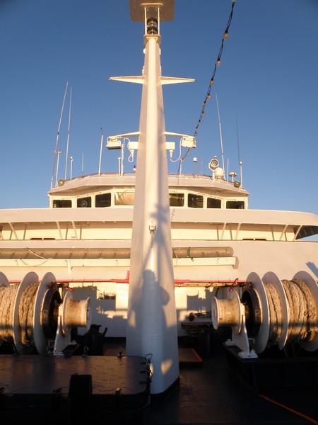 Ocean Diamond decks