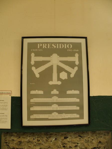 Prison layout