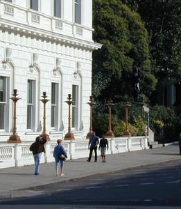 Scott Statues - London & Christchurch