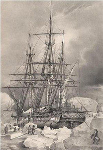 Antarctic Ships