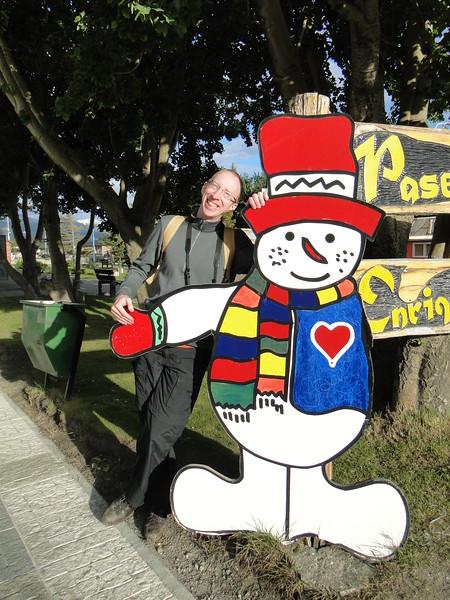 December in Ushuaia