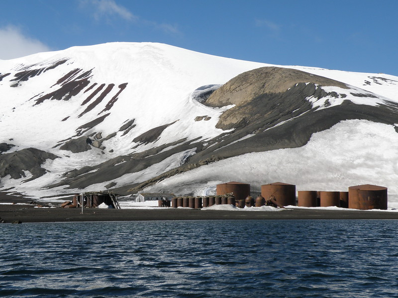 Old whaling facility