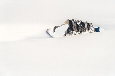 DeWitt Nunatak, Pensacola Mountains, S85º, Antarctica