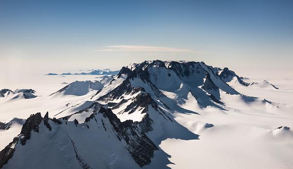 Dufek Massif, Antarctica