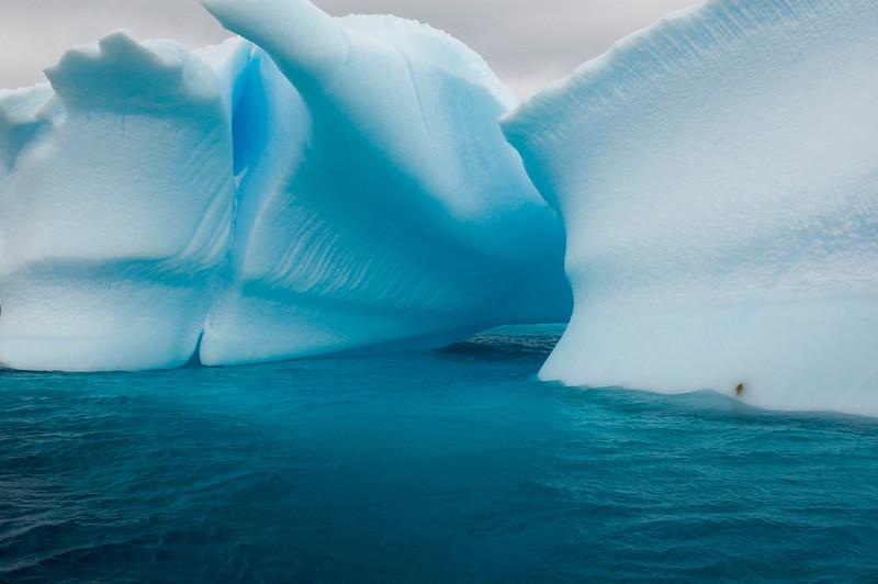 Iceberg Shapes