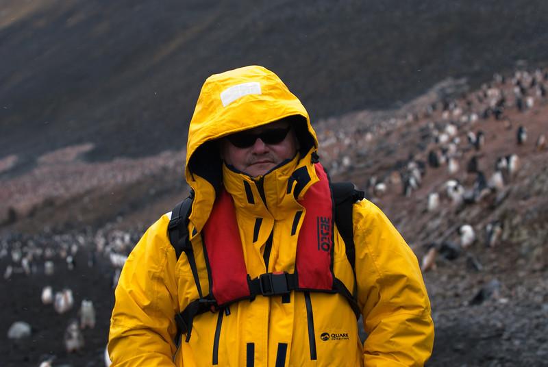 An Antarctic Explorer