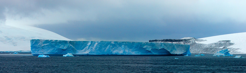 A Tabular Iceberg