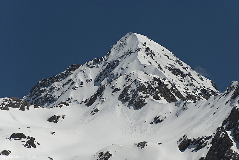 Mt. Rolleston (2275 m) in the New Zealand Alps. I am wondering what the Gamburtsev Subglacial Mountains beneath the East Antarctic Ice Sheet would look like if they were not covered by miles of ice. We are about to find out...