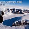Operation Ice Bridge, Antarctica 2009, with NASA's DC-8 flying lab.